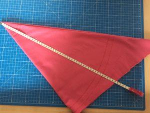 Mesure et traçage des lignes de couture et des marges de couture